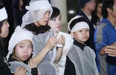 Đau xót tiễn biệt ca sĩ – nhạc sĩ Trần Lập