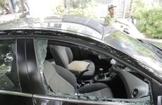 Liều lĩnh đập kính ô tô trộm tài sản ở Bình Dương