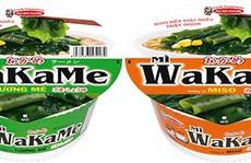 Acecook Việt Nam ra mắt sản phẩm mì tô ăn liền Wakame