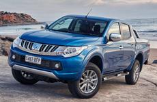 Top 6 mẫu xe bán tải giá dưới 700 triệu đáng mua