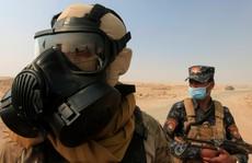 IS tạo mây acid bao phủ Trung Đông