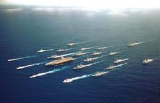 Mỹ muốn lập liên minh hải quân ở châu Á