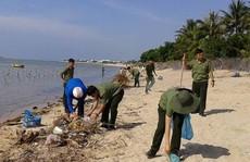 Ngăn chặn xâm hại khu bảo tồn biển, 1 cán bộ bị đâm chết