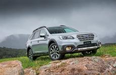 Subaru ưu đãi lên đến 43 triệu đồng