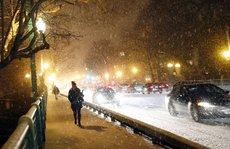 Mỹ bủn rủn chờ bão tuyết lớn