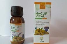 Nacur Vital hỗ trợ điều trị viêm dạ dày, phòng ngừa ung thư, làm đẹp da