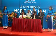 Ngân hàng NCB cho 3 doanh nghiệp vay 500 tỉ đồng