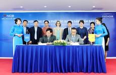 Ngân hàng Quốc Dân bắt tay với bảo hiểm Prévoir Việt Nam