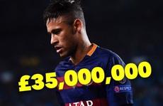 Neymar bị kết tội trốn thuế