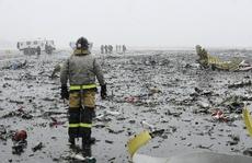 Máy bay rơi ở Nga 'không phải do khủng bố'