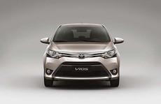 Toyota Việt Nam giới thiệu Vios mới 2016