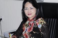 Bà Đặng Thị Ngọc Thịnh được bầu làm Phó chủ tịch nước