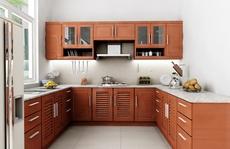 Phong thủy phòng bếp: Màu sắc và vật liệu bạn cần biết