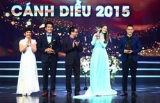 Nhã Phương lại thắng tại giải Cánh diều 2015