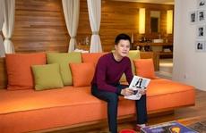 Thăm không gian 'đẹp như resort' của ca sĩ Quang Dũng