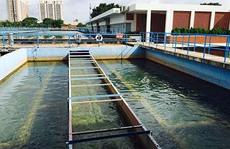 Trung tâm điều tiết nước sạch của thành phố