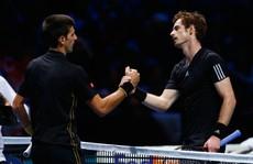 Cú đúp chờ Murray ở Paris Masters