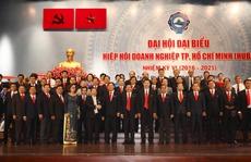 Ông Chu Tiến Dũng được bầu làm Chủ tịch Hiệp hội Doanh nghiệp TP HCM