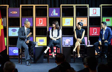 Ba gương mặt trẻ đối thoại với Tổng thống Obama