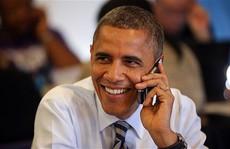Tổng thống Obama bỏ BlackBerry để 'lên đời' Galaxy S4