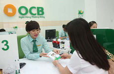 OCB khuyến mãi lớn cho khách hàng nhân kỷ niệm 20 năm