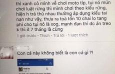 Làng mô tô thể thao Việt lại dậy sóng