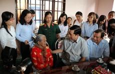 Ông Đinh La Thăng: 'Phải giải quyết ngay nguyện vọng của dân!'