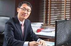 Ngân hàng Shinhan có tổng giám đốc mới