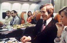 Tại sao thức ăn trên máy bay dở tệ?