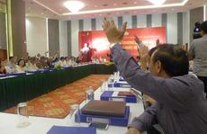 17 Ủy viên Bộ Chính trị ở Trung ương ứng cử đại biểu Quốc hội