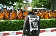 Thái Lan tung máy bay không người lái truy bắt trụ trì 'nhúng chàm'