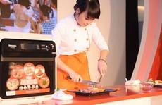 Panasonic Cooking ra mắt sản phẩm mới năm 2016