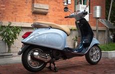 Đấu giá xe Vespa Primavera độc bản