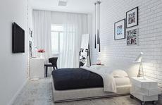 Giải pháp hoàn hảo cho phòng ngủ có nhà tắm đi kèm