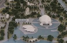 Hà Nội xây công viên 'Disneyland' nghìn tỉ