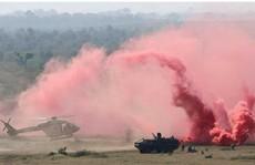 Mỹ - Ấn Độ tập trận chung sát biên giới Trung Quốc