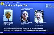 Bất ngờ lớn ở Giải Nobel Vật lý 2016