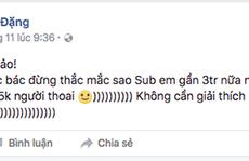 Facebook chặn đường 'sống ảo' của nhiều tài khoản Việt Nam