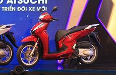 Honda SH300i ABS chính hãng về Việt Nam, giá 248 triệu đồng