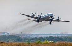 Máy bay Nga vỡ làm 3 phần, tất cả 39 người sống sót