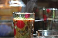 Ngon lạ trà sữa kiểu Ấn