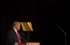 Ông Trump bị cấm gây quỹ từ thiện ở bang New York