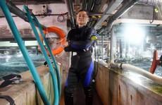 Singapore: Cá đuối trong Underwater World làm chết thợ lặn