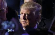 Ông Trump bán cổ phiếu khi tranh cử tổng thống