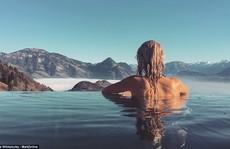 Khách sạn có bể bơi mệnh danh 'Nấc thang lên thiên đường'