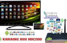 Thiết bị giải trí thông minh Karaoke Box HDC200