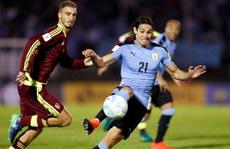 Colombia khó cản Uruguay