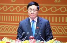 Phó Thủ tướng: Tranh chấp trên Biển Đông gay gắt, phức tạp