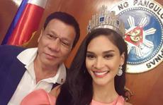Philippines không chi tiền dù đăng cai Hoa hậu Hoàn vũ