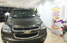 Khai trương Chevrolet Phú Mỹ Hưng